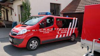 Florian Feuerwehr Steinmark MTW Mannschaftstransportwagen