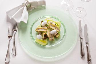 Foodfotograf Miltenberg, Foodaufnahme, Teller, Besteck