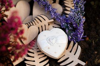 Foto Dekoration Herbsthochzeit von RomanticShoots.de - Hochzeitsfotografin