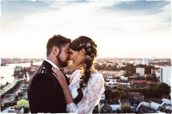 Hochzeit im Empire-Riverside Hotel Hamburg