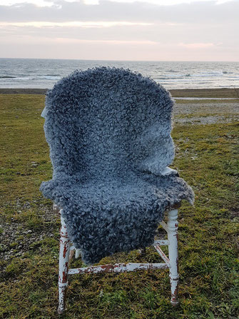 Gotland Lamm Fell , irrlichtjaeger