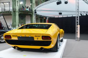 Bonhams 2018 Rétromobile - Lamborghini Miura