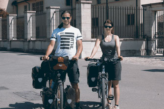From Bavaria to Spain by bike