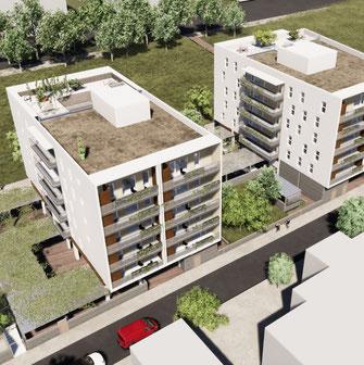 Projet d'habitat participatif à Beauzelle (31)
