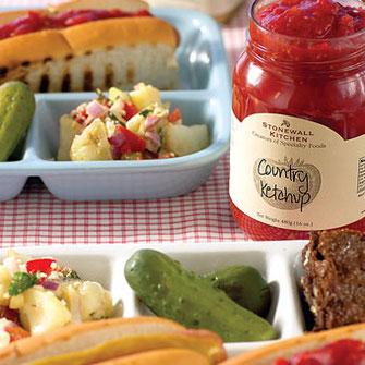 Stonewall Kitchen, Gurinder, Grillsauce, Tomatensauce, Tomaten, grillen, grillieren, Chutneys, Saucen, Dips