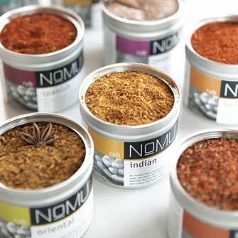 Nomu, Rubs, trocken würzen, Gewürze, grillen, grillieren, Marinade, marinieren, Südafrika