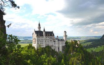 Schloss N>euschwanstein