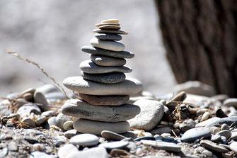 In die Balance kommen mit Hilfe des Vital Dôme