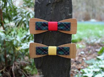 Noeud papillon bois pas cher, noeud pap en bois et tissu insolite, accessoire mariage, accessoire marié
