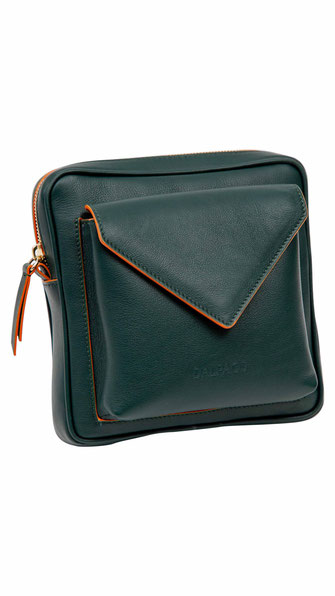 DALPI02 VERDE - RECYCLED LEATHER - 399,00€