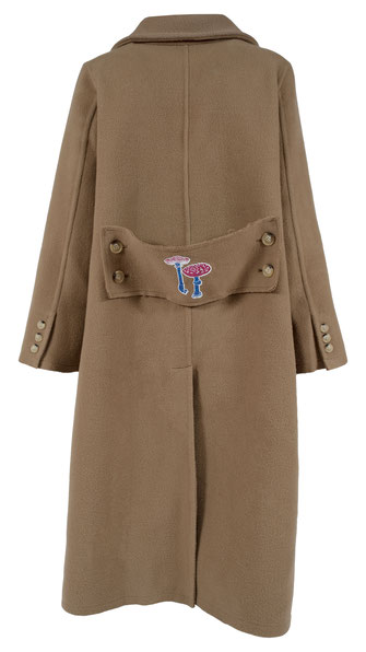 FUNGO COAT  - 1450,00€ - SOLD OUT