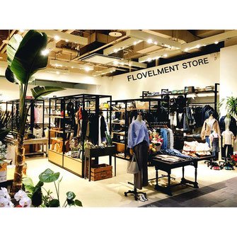 FLOVELMENT STOREリバーウォーク店OPEN