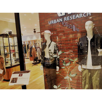 URBAN RESEARCH KOKURA 3周年