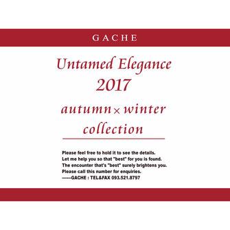 GACHE:Untamed Elegance