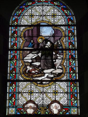 Saint Vincent de Paul Patron de toutes les œuvres de charité.