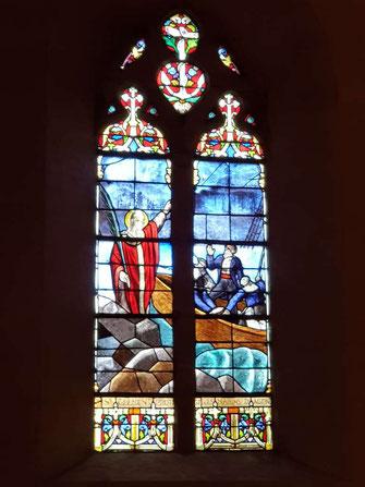 Saint Clément protège les maris d'Agon