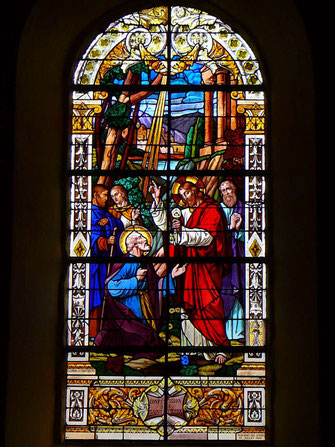 Confession de Saint Pierre