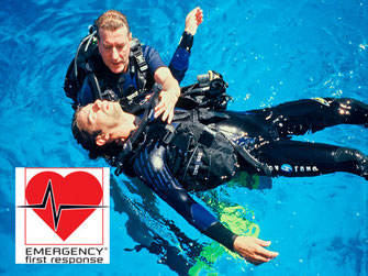 Cours Rescue Diver + Emergency First Response
