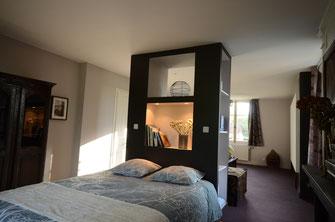 Chambre du Vallon - Manoir de Chaussoy - Somme (80) - Picardie