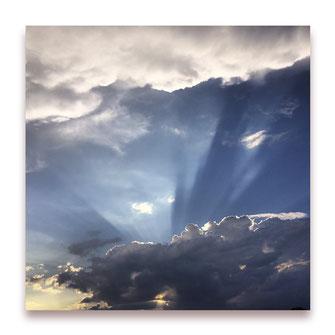 Wolkenstrahlen (Bild #062)