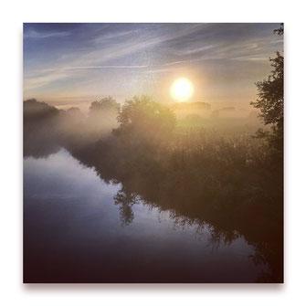 Nebelmorgen Auetal (Bild #001)