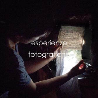 camera obscura esperimenti fotografa