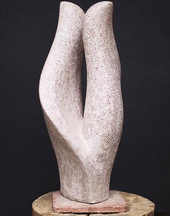 o.Titel; 2005; 60cm; Steinguss;