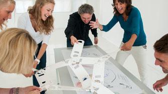 Teambuilding Teamentwicklung Erfolg Ziele