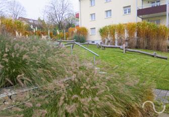 Gartengestaltung, Gewerbe, Garten, Grünanlage, Gartendesign