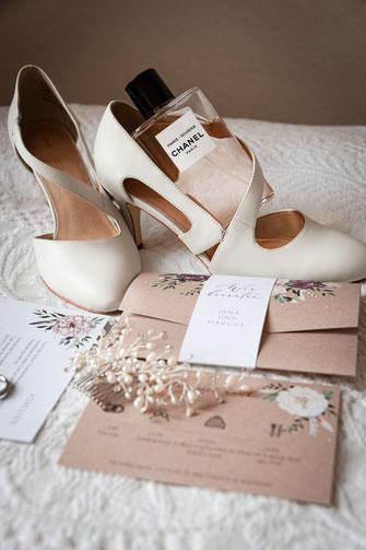 Hochzeitsfotografie, Details, Getting-Ready Braut, Hochzeitsfotograf Dessau, Zerina Kaps