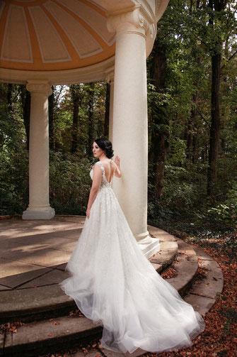 Brautmode, Brautkleid, Hochzeitskleider, Heiraten, Hochzeit, Zerina Kaps