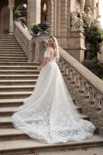Brautmode, Brautgeschäft, Traumkleid, Heiraten, Hochzeit, Hochzeitskleid, Zerina Kaps