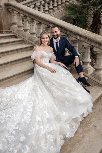 Hochzeitsfotograf Potsdam, Heiraten in Potsdam, Brautpaarshooting, Hochzeitsreportage, Zerina Kaps