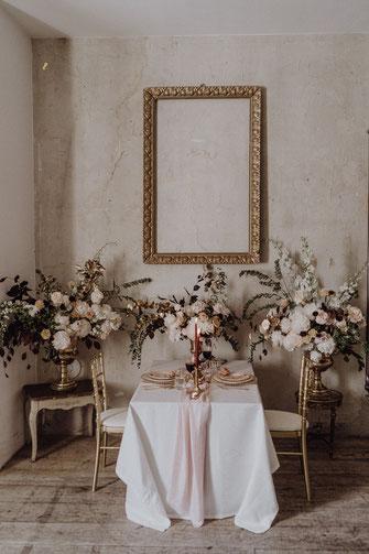 Zeremonienmeister - Begleitung am Tag der Hochzeit