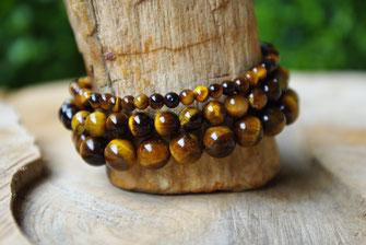 Nos bracelets en pierre