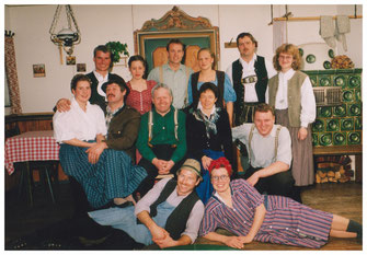 Gruppenbild 1999