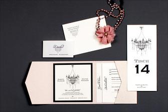 Produktfotograf Hochzeitskarten Frankfurt