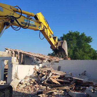 Ecoter Demolizioni - Demolizione di edificio