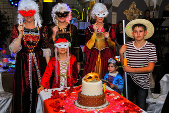 Fotograf für Jubiläumsfeier in Darmstadt oder Umgebung, Professionelle Fotos von der Feier, Geburtstag inklusive Familienaufnahmen