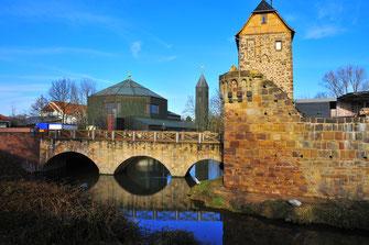Fotos von Bad Vilbel - Kurstadt in Deutschland
