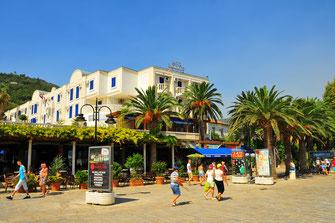 Fotos von Budva - bekanntester Touristenort in Montenegro