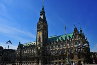 Fotos von Hamburg - Hansestadt in Deutschland