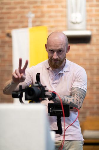 Videograf aus Dresden für Hochzeitsfilme, Imagefilm, Werbespots, Produktvideos