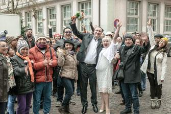 Hochzeitsfotograf, Videograf oder Kameramann in Heidelberg für authentische Hochzeitsfotos und -Videos als Reportage oder mit nachgestellten Szenen