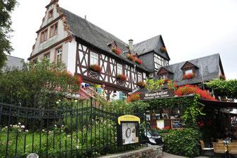 Fotos von Rüdesheim - bekannteste Touristenstadt in Deutschland