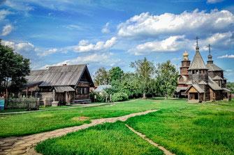 Fotos von Russland sowie russischen Städten Dörfern Regionen und Flüssen