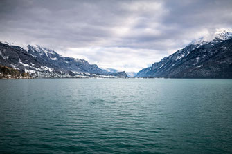 Brienzersee, Schweiz