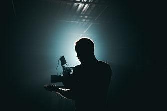 Dienstleister Videografen für professionelle Videos und Aufnahmen von Konzerten, Events, Hochzeiten