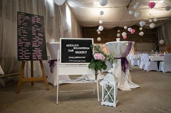 Wie läuft denn so ein Hochzeitstag ab mit dem Fotografen und Videografen?