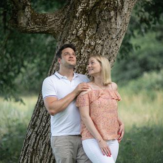 Paaraufnahmen und Paarshooting in Siegen